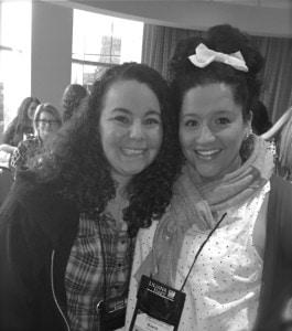 Kiera Cass and I