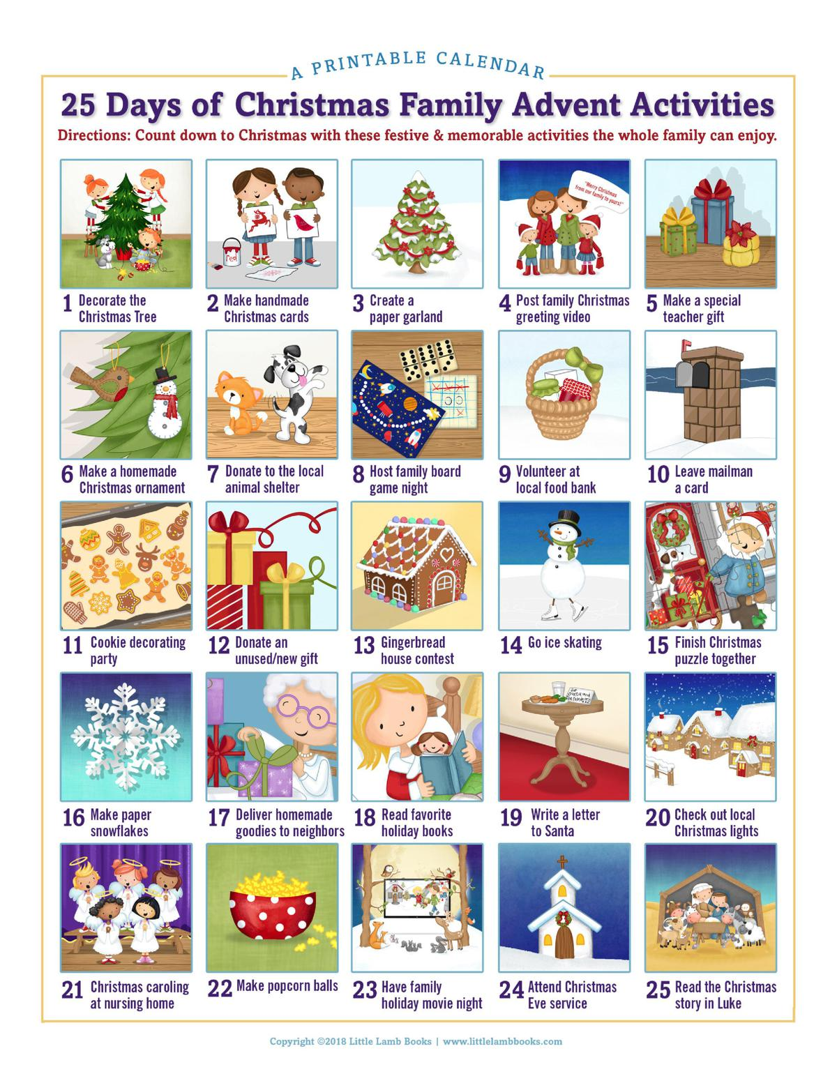 Its day 4 of our 12 days of c is for christmas so far weve offered you an